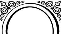 Set: marcos decorativos