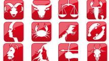 Signos Zoodiacales Rojos