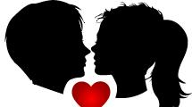 Silueta de Amor
