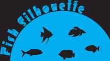Siluetas de peces