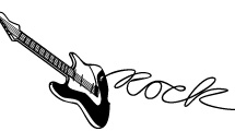 Siluetas de Rock