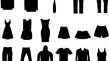 Siluetas de ropa