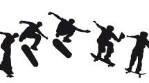 Siluetas de Skaters
