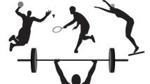 Siluetas deportivas