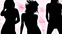 Siluetas femeninas sexy