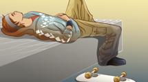 Skater descansando