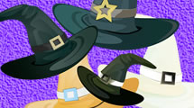Sombreros de Bruja 2