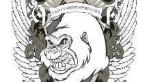 Stencils de Gorilas