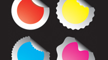Stickers para webs