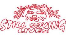 Logo Still saving lives