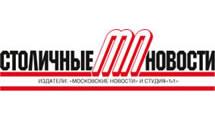 Logo Stolichnie Novosti