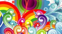 Swirls Coloridos