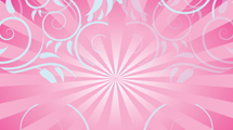 Swirls rosados