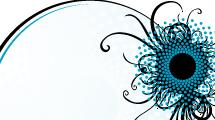Swirly Frame