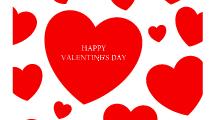 Tarjetas de San Valentín 1