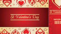 Tarjetas de San Valent