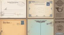 Tarjetas postales vintage