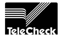 Logo TeleCheck