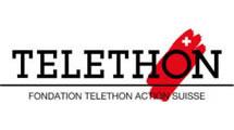 Logo Telethon Suisse