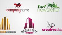 Templates de logos