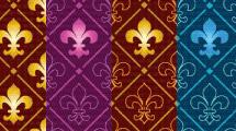 Textura de Flor de Liz