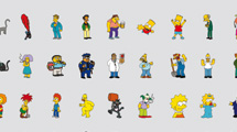 The Simpsons: Personajes completos