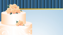 Torta de Casamiento 2
