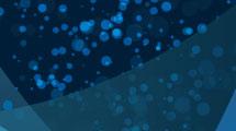Transparencias azules
