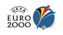 Logo UEFA Euro2000 Football