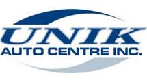 Logo Unik Auto Centre