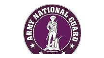 Logo US army national guard