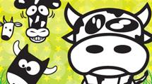 Vacas cartoon