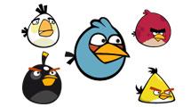 Vectores de Angry Birds