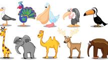 Vectores de animales
