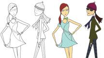 Vectores de moda