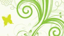 Verde Floral