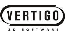Logo Vertigo 3D Software