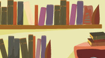 Vida cotidiana: biblioteca