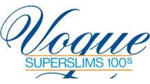 Logo Vogue superslim