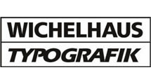 Logo Wichelhaus Typografik