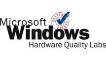 Logo Windows Hardware Quality