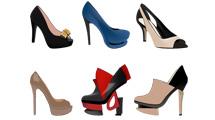 Zapatos femeninos: 9 modelos modernos